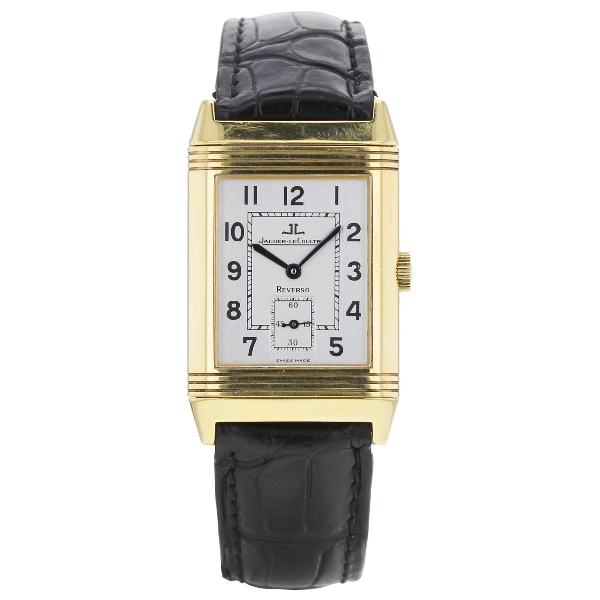 Jaeger-lecoultre Reverso Yellow Gold Watch