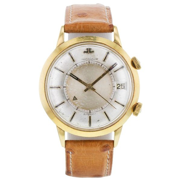 Jaeger-lecoultre Yellow Gold Watch