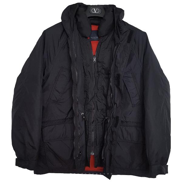 Valentino Black Coat