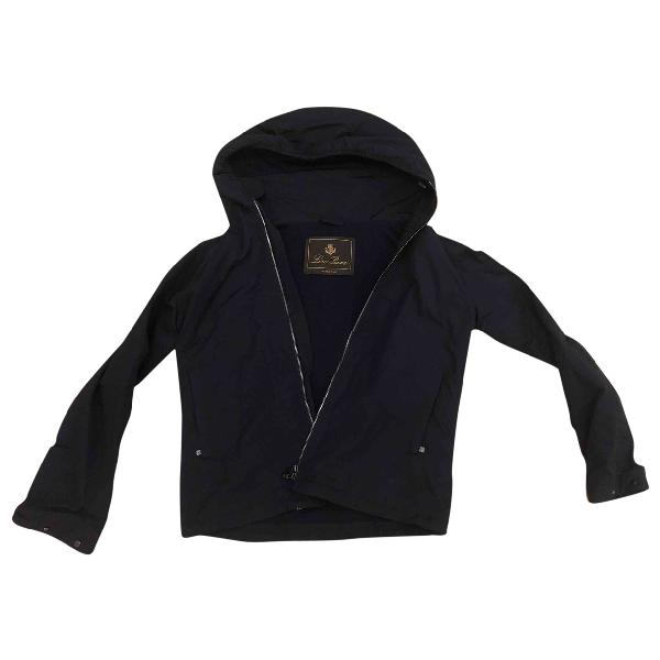 Loro Piana Black Jacket