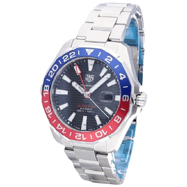 Tag Heuer Aquaracer  Silver Steel Watch