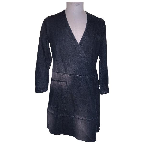 Mm6 Maison Margiela Blue Denim - Jeans Dress