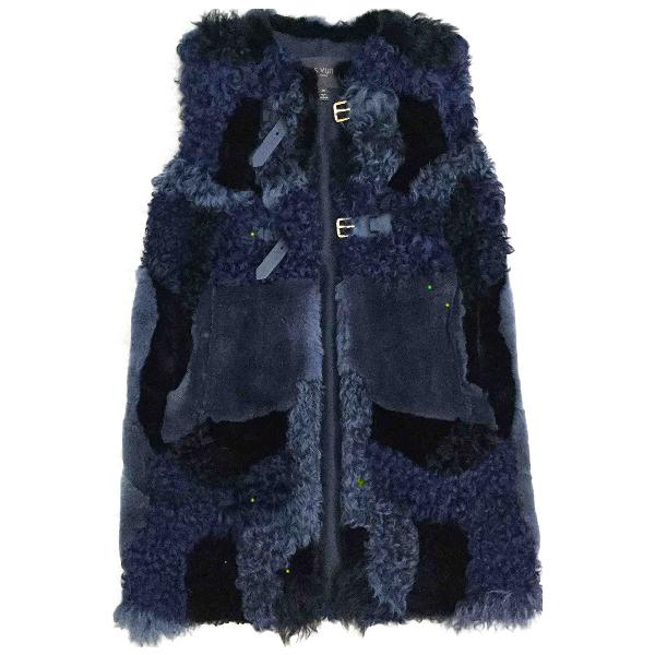 Louis Vuitton Blue Rabbit Jacket