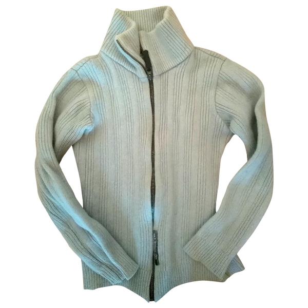 Levi's Grey Wool Knitwear