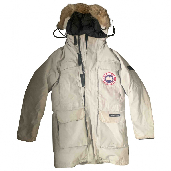Canada Goose Expedition White Coat
