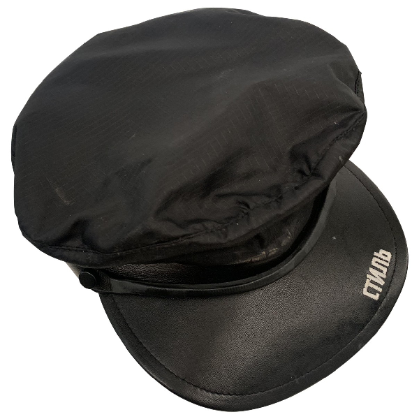 Heron Preston Black Hat
