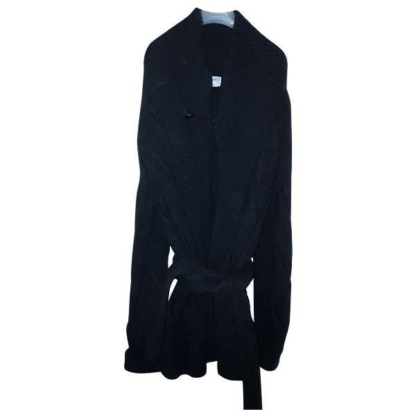 Saint Laurent Black Wool Knitwear & Sweatshirts
