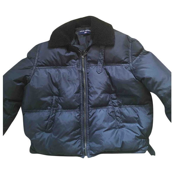 Polo Ralph Lauren Black Coat