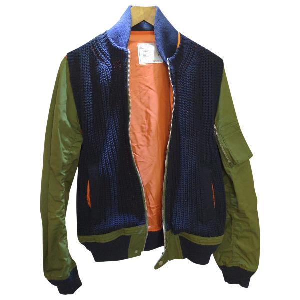 Sacai Multicolour Cotton Jacket
