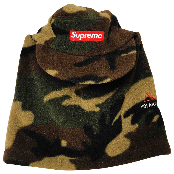 Supreme Multicolour Hat & Pull On Hat