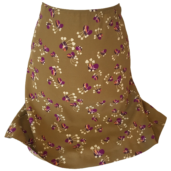 See By ChloÉ Brown Skirt