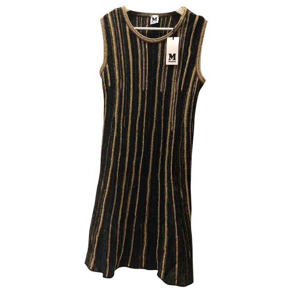 M Missoni Metallic Cotton Dress