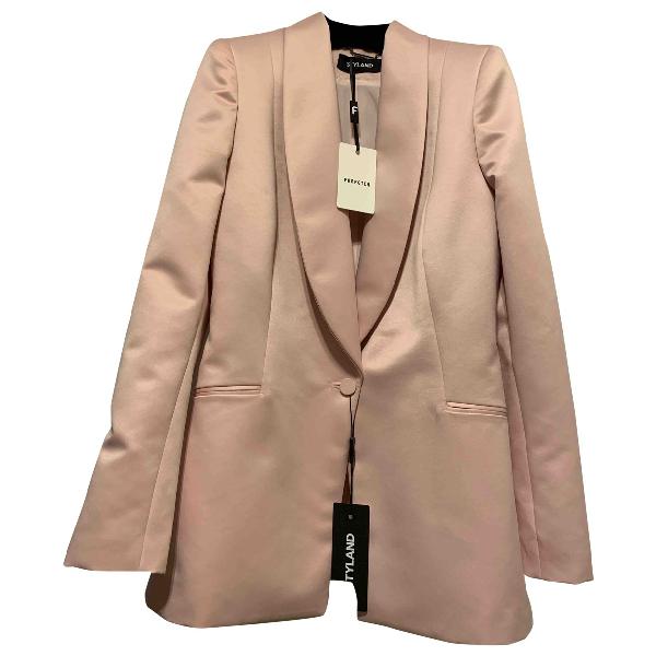 Styland Pink Jacket