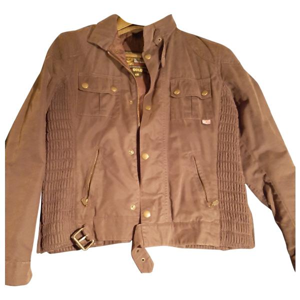 Belstaff Brown Wool Jacket