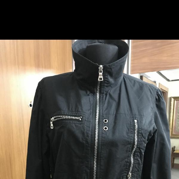 Prada Black Cotton Jacket