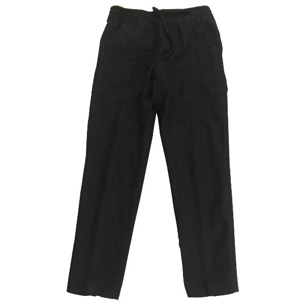 Joseph Black Wool Trousers