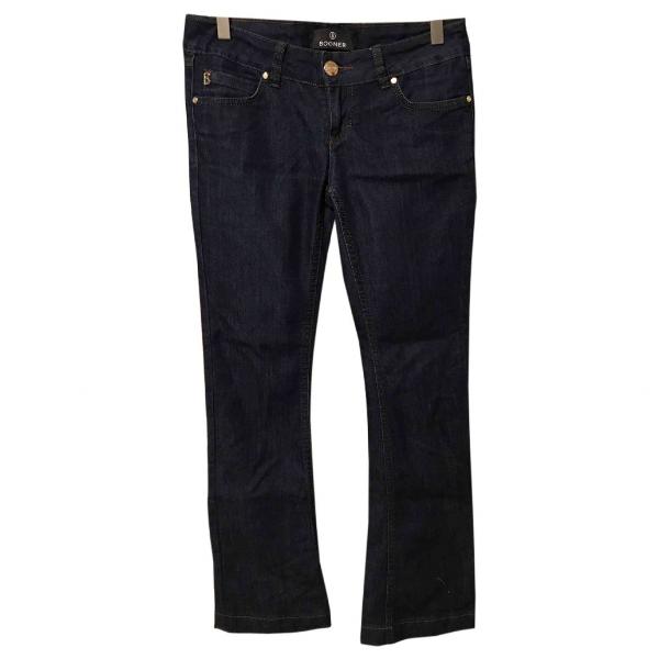 Bogner Blue Cotton - Elasthane Jeans
