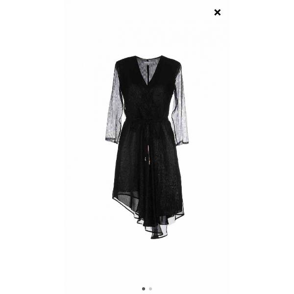 Patrizia Pepe Black Dress