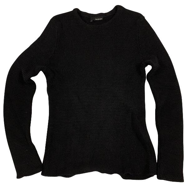 The Kooples Black Cotton Knitwear & Sweatshirts