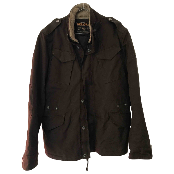 Woolrich Brown Jacket