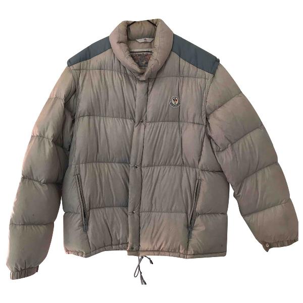 Moncler Grey Jacket