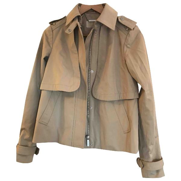 Michael Kors Beige Cotton Jacket