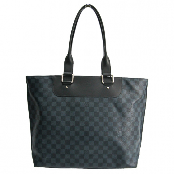 Louis Vuitton Blue Cloth Bag