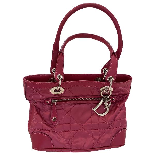 Dior Pink Handbag