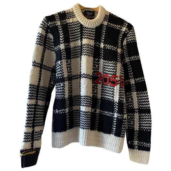Calvin Klein 205w39nyc Wool Knitwear