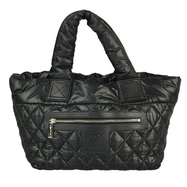 Chanel Coco Cocoon Black Handbag