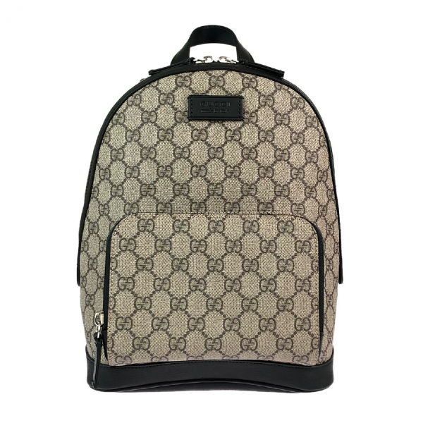 Gucci Beige Cloth Backpack