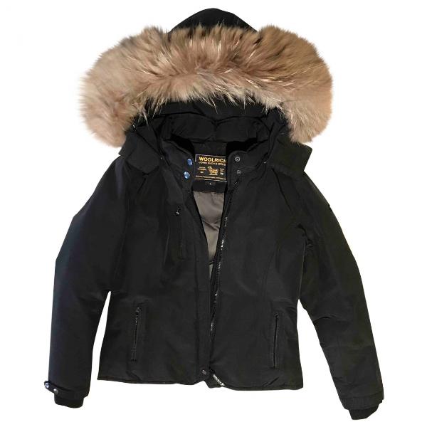 Woolrich Black Jacket