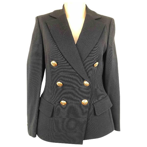 Emilio Pucci Black Silk Jacket