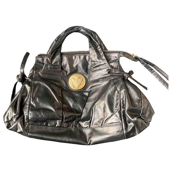 Gucci Hysteria Black Leather Handbag