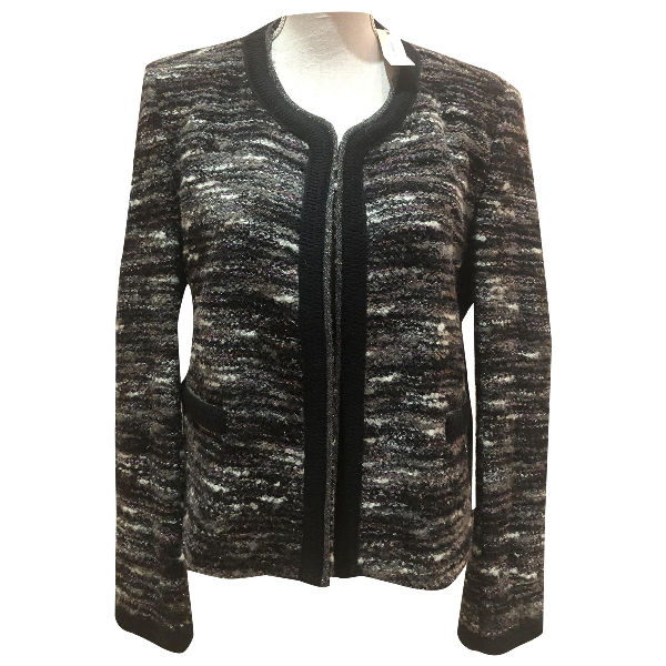 Gerard Darel Grey Wool Jacket