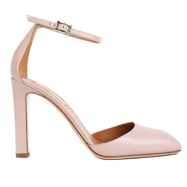 Valentino Garavani Pink Leather Heels