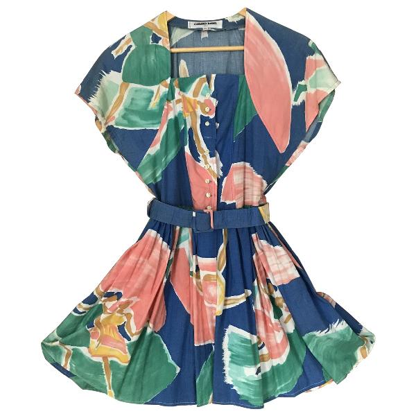 Gerard Darel Multicolour Cotton Dress