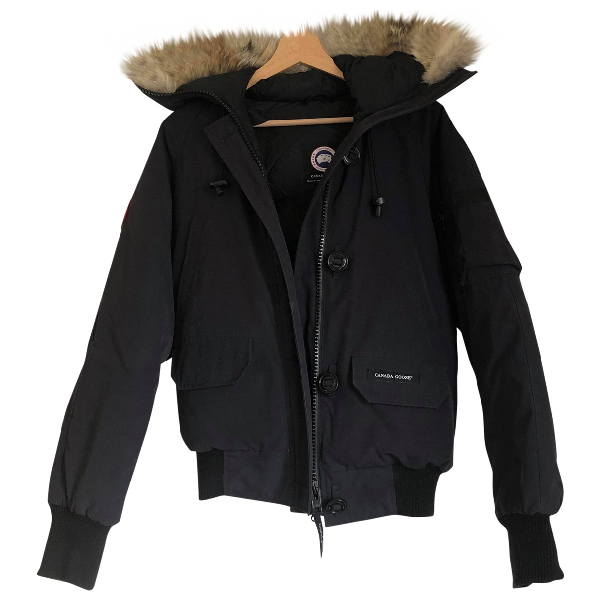Canada Goose Chilliwack Black Coat