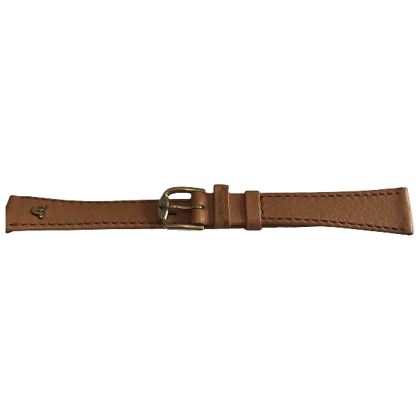 Maurice Lacroix Camel Leather Watch