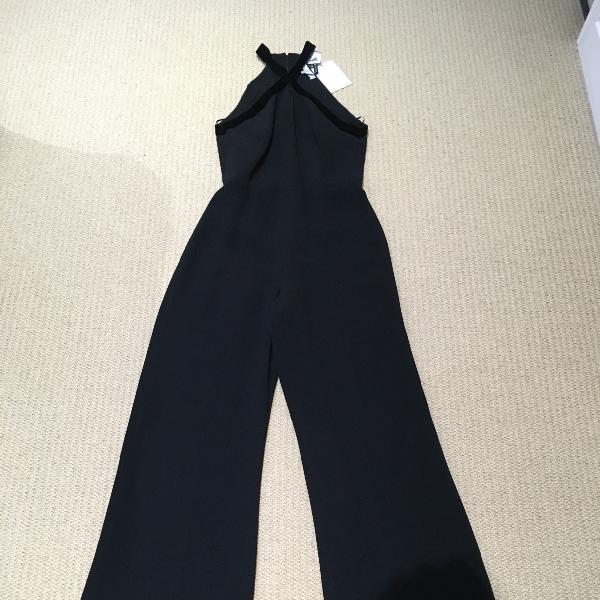 Alexis Black Jumpsuit