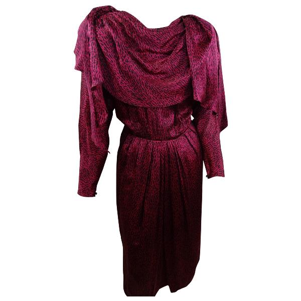 Nina Ricci Silk Dress