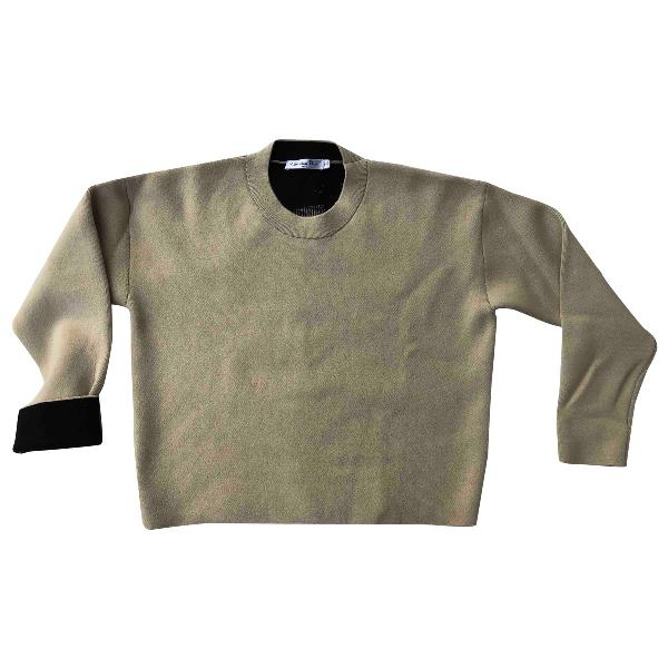 Dior Beige Cashmere Knitwear