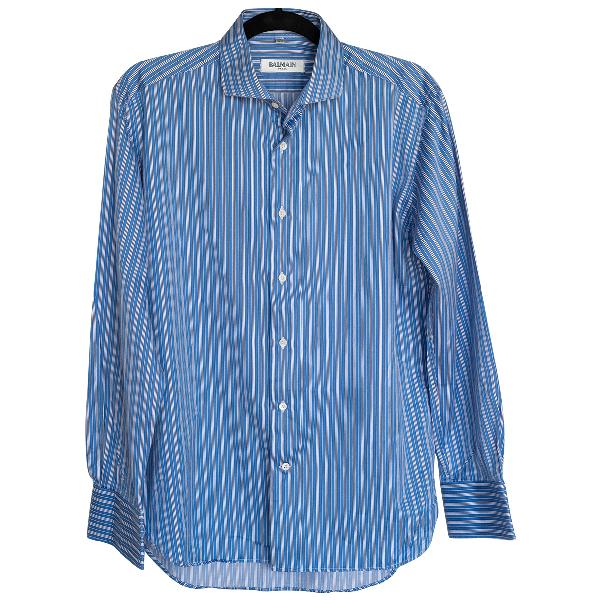 Balmain Cotton Shirts