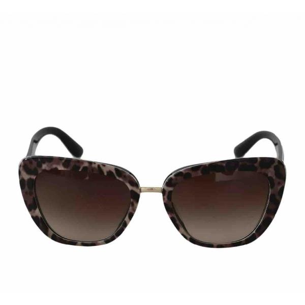 Dolce & Gabbana Brown Sunglasses