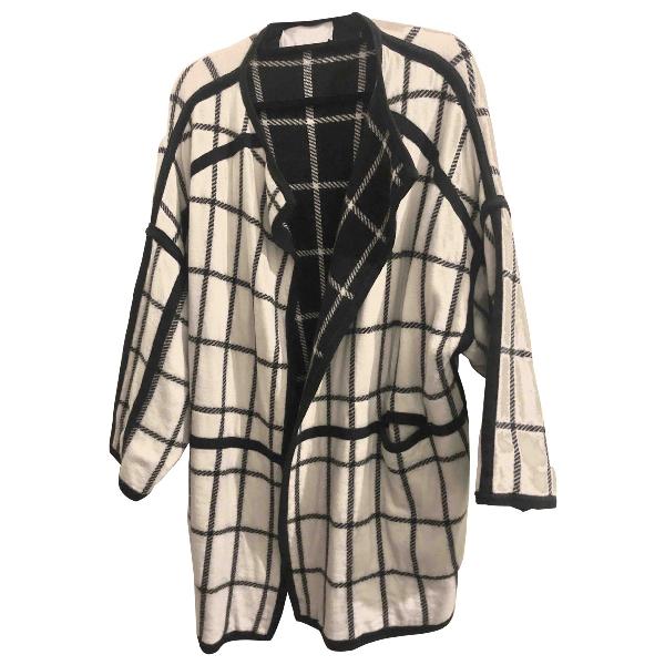 ChloÉ Ecru Wool Coat