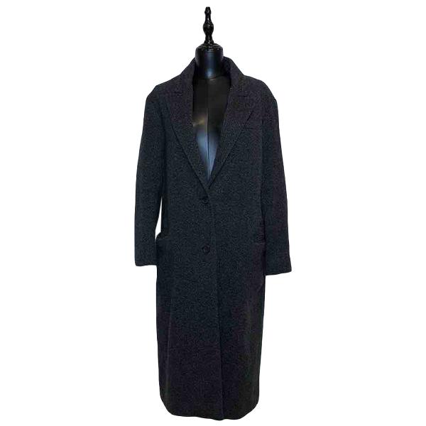 Etoile Isabel Marant Grey Wool Coat