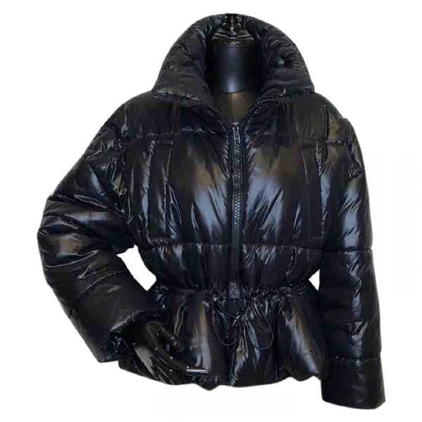 Msgm Black Coat