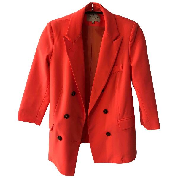 Essentiel Antwerp Pink Jacket