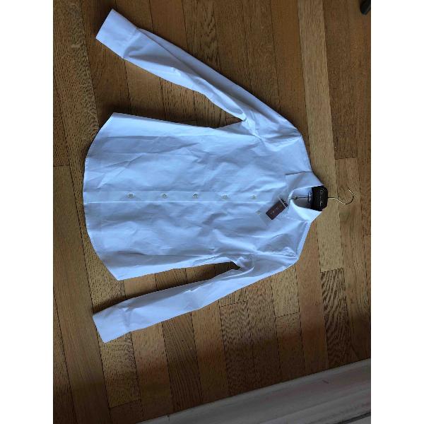 Loro Piana White Cotton  Top