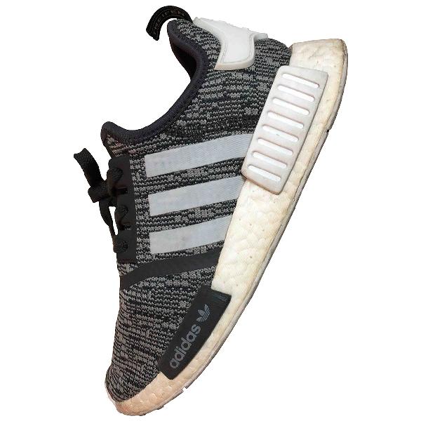 Adidas Originals Nmd Grey Cloth Trainers